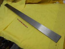 "O-1 TOOL STEEL FLAT STOCK machine shop bar ground plate 1/4"" x 2"" x 34 1/2"" OAL"