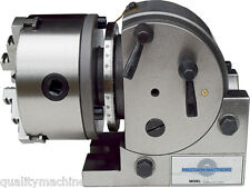Bs 0 Dividing Head Set W 5 Chuck Amp Tailstock For Milling Machine Free Shipping