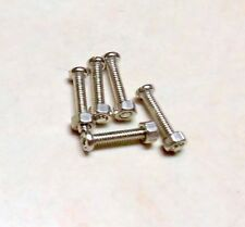 USA Shipping - 5 Sets M1.4x8mm Screws & Nuts Philips Pan Head Micro Miniature
