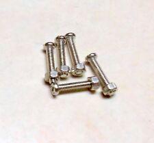 USA Shipping - 5 Sets M1.6x10mm Screws & Nuts Philips Pen Head Micro Miniature
