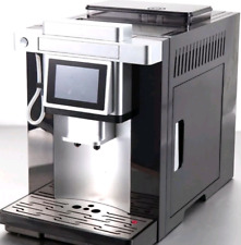COLET Q007 FRESHLY GROUND BEANS TO CUP COFFEE MACHIN FREE MILK CONTAINER RRP£100