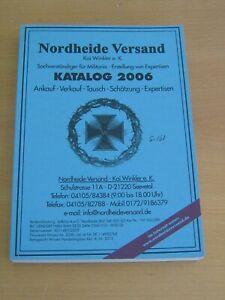 Nordheide Versand Kai Winkler Militaria,Orden , Katalog 2006