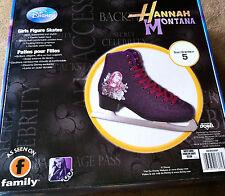 Hannah Montana Girls Size 5 Figure Skates brand new