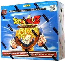 DRAGON BALL Z DBZ PANINI : Evolution 24-Pack SEALED BOOSTER BOX