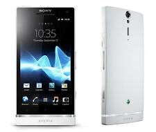 Sony Ericsson Xperia SL LT26ii Unlocked Android 12MP Mobile Phone - White (32GB)