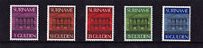 Surinam - 1975 Central Bank Definitives - U/M - SG 805-8a