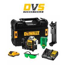 DeWalt DCE089D1G 10.8v 2.0Ah Li-Ion 3 Way Self Level Multi Line Laser Green Beam