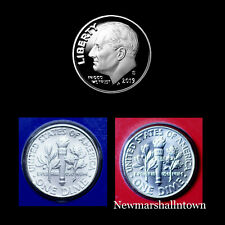 2019 P+D+S Roosevelt Dime Mint Proof Set ~ Proof and PD from Mint Set