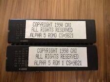 Genuine Soft-Kick Boot ROMs – Alpha 5 / V1.4, BRAND NEW, Commodore Amiga 3000
