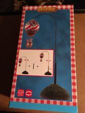 Lemax Summer Hot Air Balloon Soaring Stars & Stripes-Animated VILLAGE  CARNIVAL