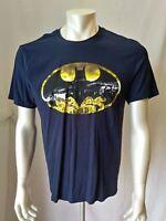 DC Comics Original Tee Men's Medium Batman Crew Neck Graphic T Shirt