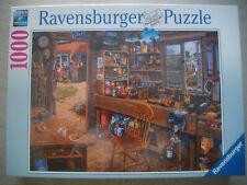 Ravensburger Puzzle 1000 Teile Opas Schuppen Art.-Nr. 19790