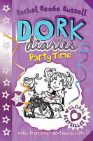 Dork Diaries: Party Time, Russell, Rachel Renee, Very Good Book