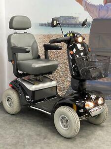**AUTUMN SALE** Shoprider Cadiz Black 8MPH Mobility Scooter