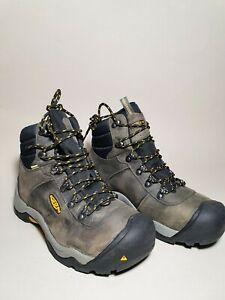 Keen Men Winter Revel III 3 Waterproof Trail Shoes Boots EU 42 US 9 UK 8 Gray