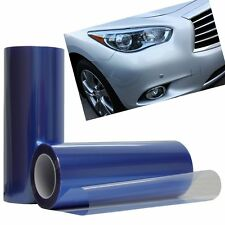 Car Headlight Tint Film Taillight Vinyl Wrap Fog Light Sticker