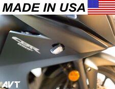 AVT Honda CBR650F CB650F  (2014 2015 2016 2017 2018) FRONT LED Turn Signals Kit