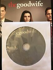 The Good Wife - Season 2, Disc 1 REPLACEMENT DISC (not full season)