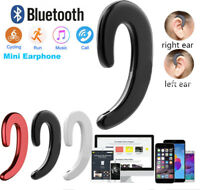 Sports Bone Conduction earphone Wireless Bluetooth 4.2 Headset Stereo Headphone