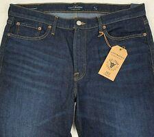 Lucky Brand 363 Straight Saturday Stretch Jeans Men's 34x32 Bear Mountain 35x32