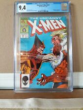 Uncanny X-Men 222 CGC 9.4