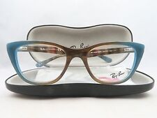 Ray-Ban RB 5322 5490 Gradient Brown/Blue New Authentic Eyeglasses 51mm w/Case