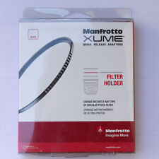 Manfrotto xume portafiltro o portafiltros: 77 mm/mfxfh77/Manfrotto xume filtro holder 77mm