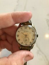 Vintage Swiss ladies watch 17 jewels Langlon brand Good working order