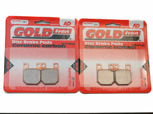 Kyoto Brake Pads Front For Fantic 309 1992