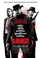 DJANGO UNCHAINED Movie PHOTO Print POSTER Quentin Tarantino Leonardo DiCaprio 01