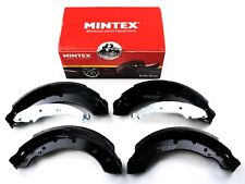 MINTEX REAR BRAKE SHOES SET CITROEN PEUGEOT RENAULT MFR400 (REAL IMAGE OF PART)