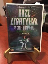 Buzz Lightyear of Star Command: The Adventure Begins (DVD, 2000) Mfg. Sealed