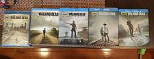 Walking Dead: Season 1-5 Blu-Ray STEELBOOK NEW/LIKE NEW