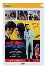 Cuore matto... matto da legare con Little Tony (1967) DVD