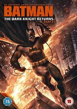 THE DARK KNIGHT RETURNS - PART 2 - DVD - REGION 2 UK