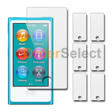 6X Ultra Clear LCD Screen Guard Protector for Apple iPod Nano 7 7th Gen 300+SOLD