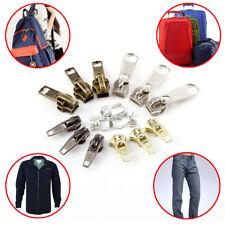 22PCS Metal Fix A Zipper Zip Slider Rescue Instant Repair Replacement Tool AUU