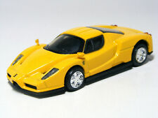 1:72 Scale Ferrari ENZO FERRARI 2002 Yellow Diecast Miniature Car Collection NFS