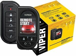 DEI 5906V VIPER 2 WAY COLOR SCREEN REMOTE/ ALARM/ REMOTE START SYSTEM