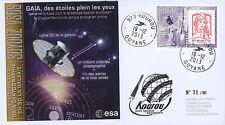 """VS06L FDC KOUROU """"SOYUZ Rocket - Flight 6 / Space Probe GAIA / Marianne"""" 2013"""