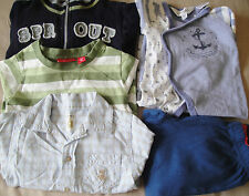 Carters/Sprout/Bebe Boys Mixed Clothing Lot Size 00
