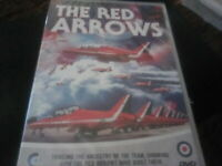 The red arrows  dvd new and sealed