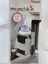 Munchkin Travel Car Baby Bottle Warmer Grey - New In Box Fast Shipping�