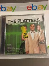 The Platter Remember When Cd Factory Sealed Cracked Case