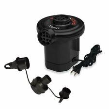 Intex Quick-Fill AC Electric Air Pump, 110-120 Volt, Max. Air Flow FAST FREESHIP