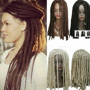Fashion Dreadlock Style Wigs Long Curls Rolls Hair Drama Cosplay Party Wig