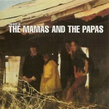 THE MAMAS AND THE PAPAS - THE BEST OF 1995 UK CD