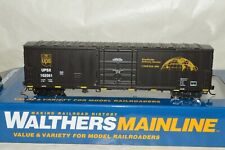 HO scale Walthers UPS United Parcel Service 50' FGE insulated box car train