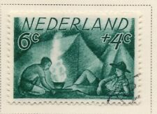 Netherlands 1948-49 Early Issue Fine Used 6c. NW-11732