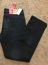 NWT LEVI'S 514 MEN'S PERFORMANCE REGULAR FIT STRETCH DENIM JEANS 30X32 MSRP$59